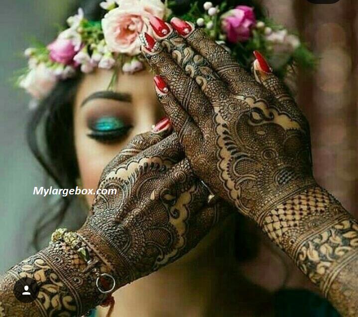Best Bridal Mehndi Designs Mylargebox