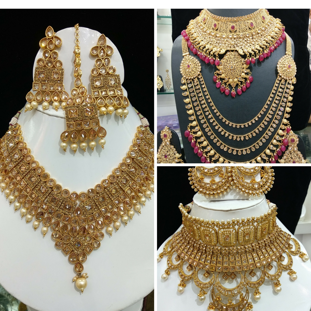 Artificial Jewelry Designs For Wedding