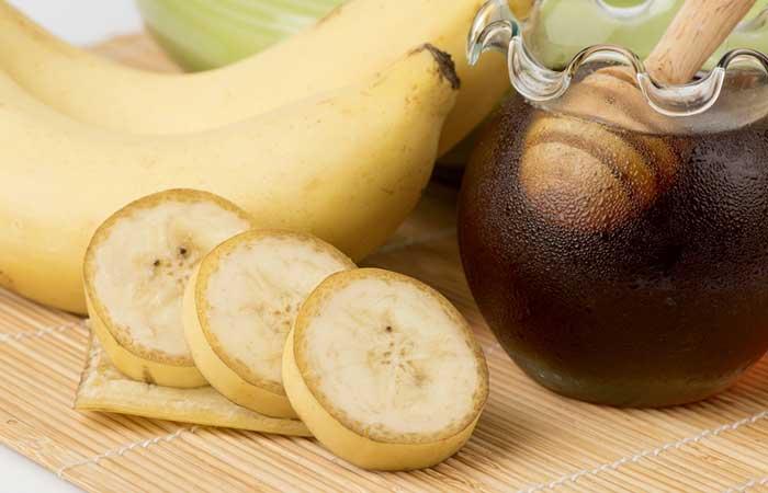 Honey And Banana Pack