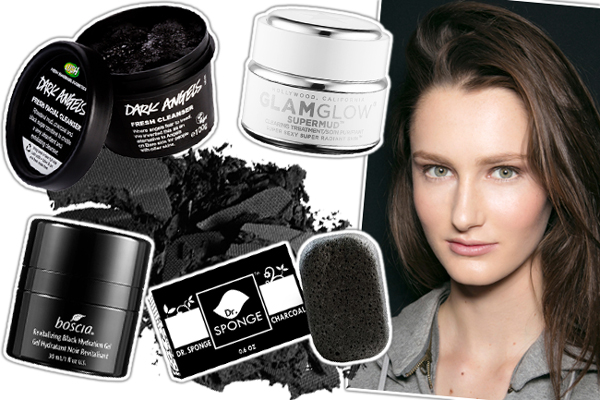 charcoal protect your skin from pollution