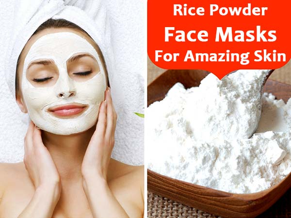 curd with yogurt and rice face pack