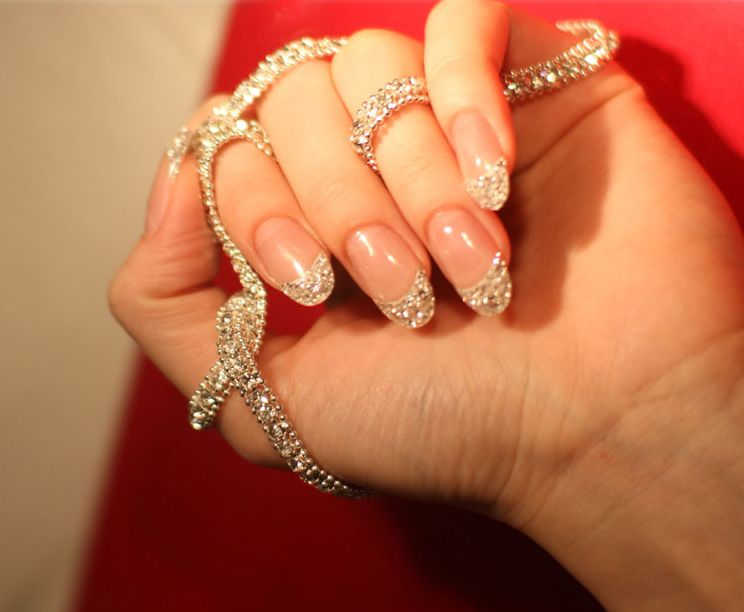 Beautiful hands and nails