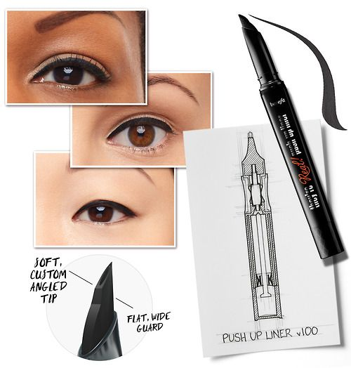 Benefit They're Real! Gel Eyeliner Pen