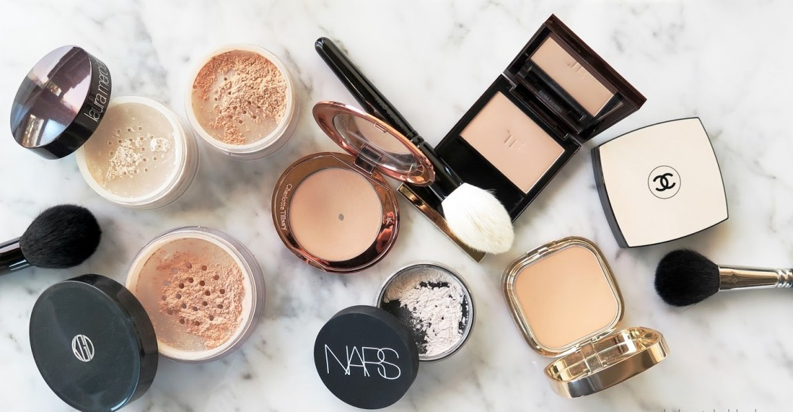 Compact Powders products list