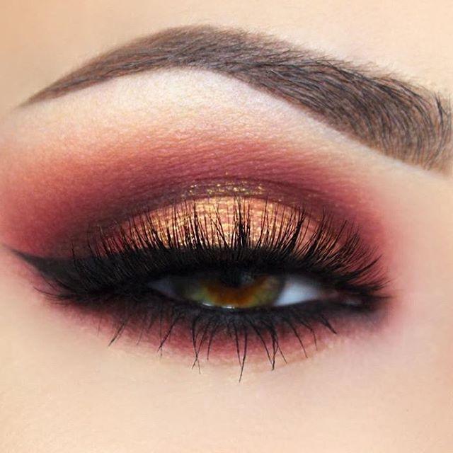 Eye Makeup shades