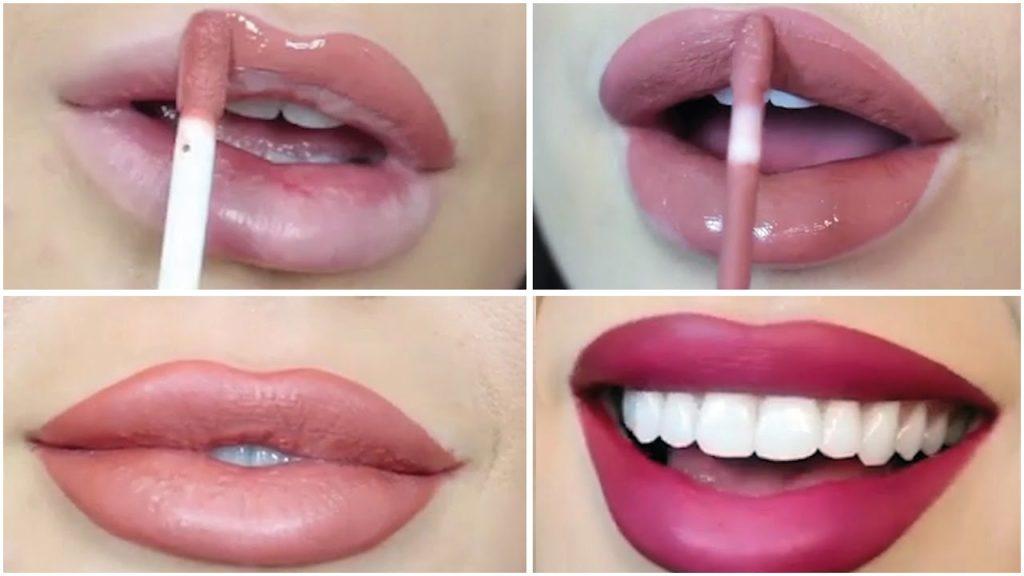 Lip makeup tips