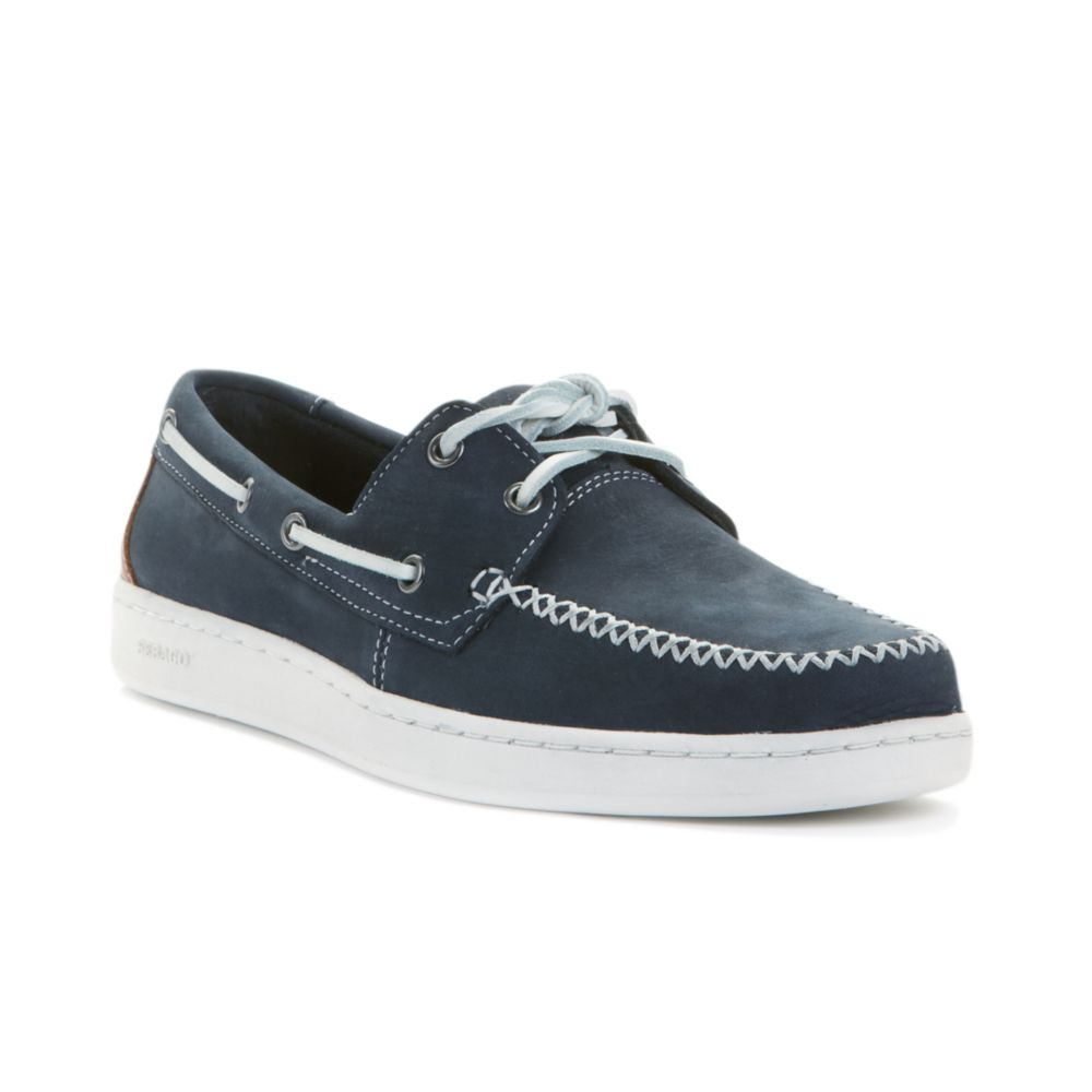 Sebago-Wentworth to Eye Boat Shoes