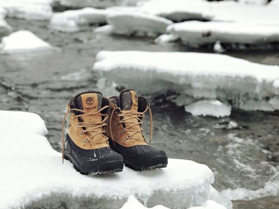 Timberland-rim ridge 6 inch waterproof duck boot