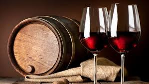 red wine for skin