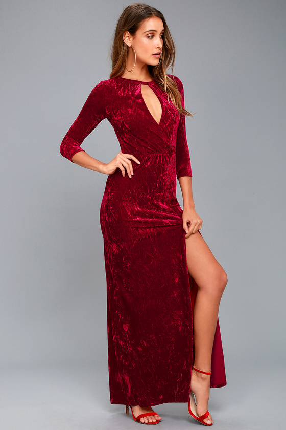 Formal party gown