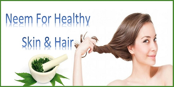 Neem hair and skin benefit