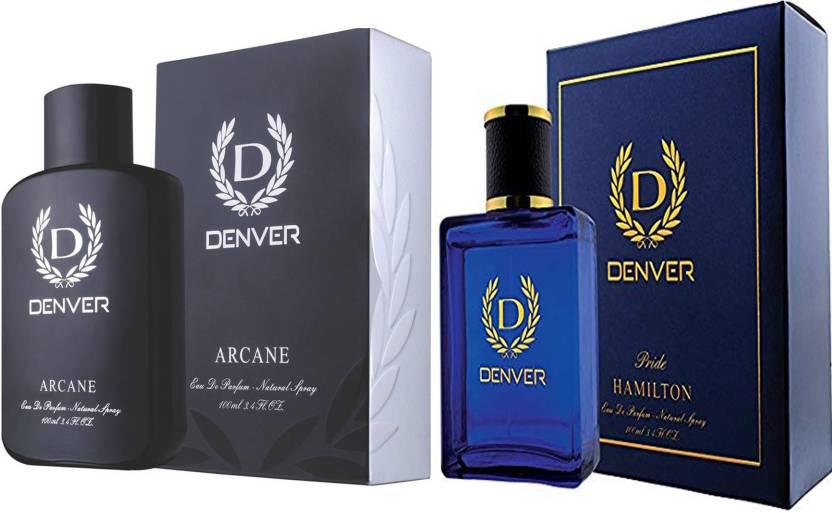 Denver Natural Hamilton Blue Perfume