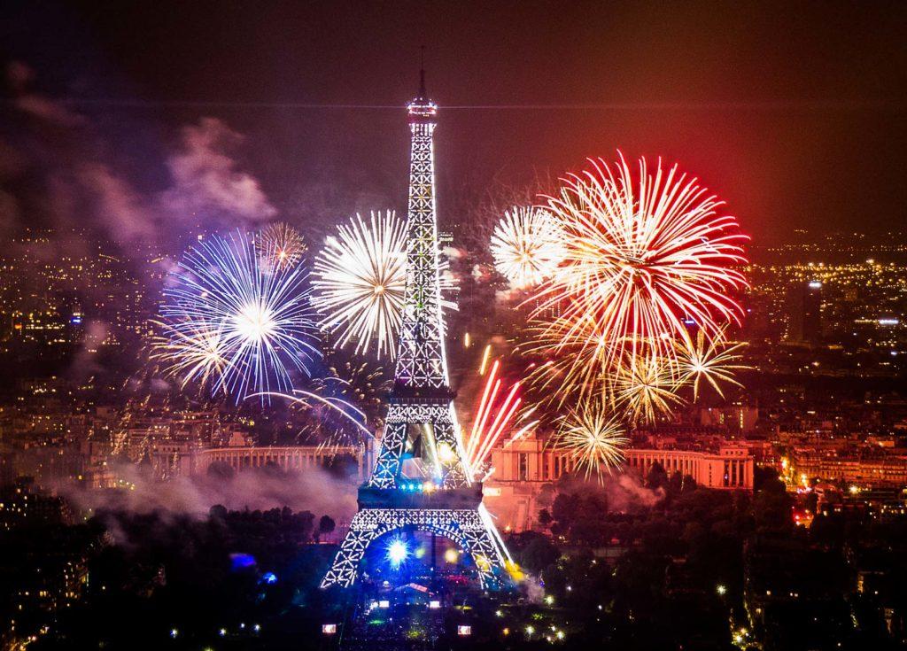Events in Paris
