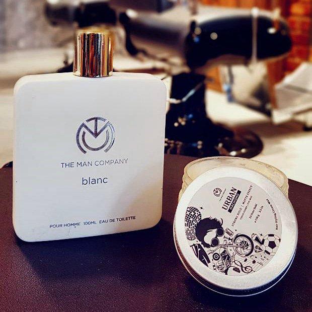 The Man Company's Body Perfume